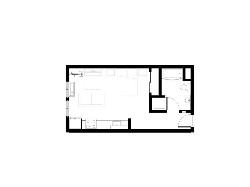Northwood Apartments Floor Plan Fenwick