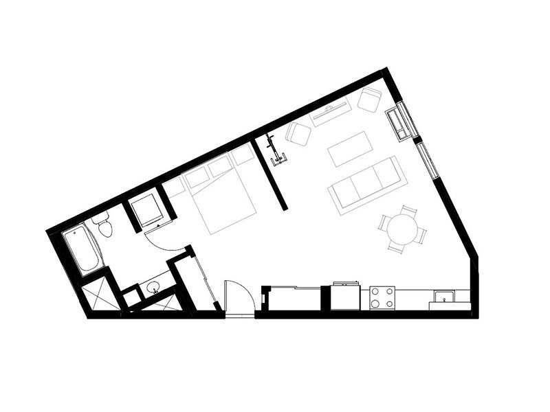 Northwood Apartments Floor Plan Northwood