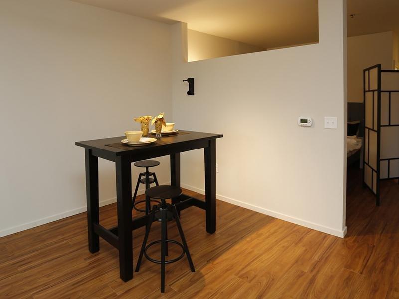 Studio Dining Area | Northwood