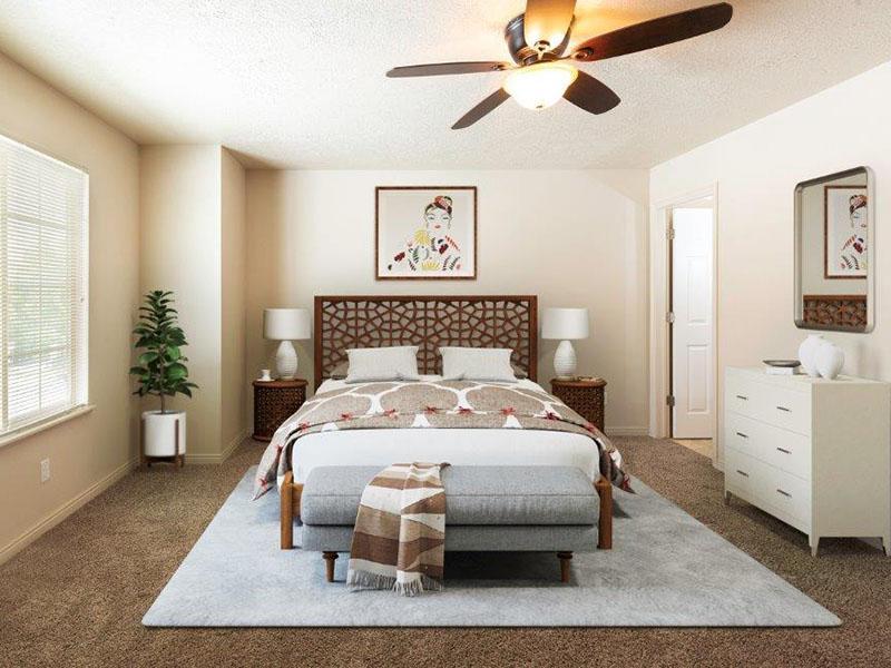 Master Bedroom   Logan Landing