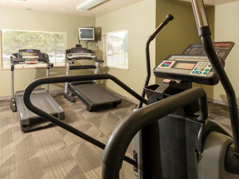 Fitness Center    Logan Landing