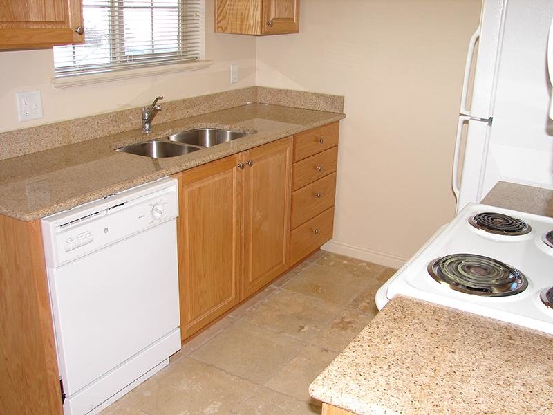 Fully Equipped Kitchen | Logan Landing Town Homes