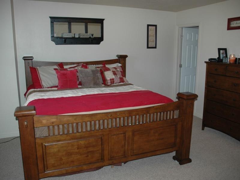 Bedroom | Logan Landing Town Homes