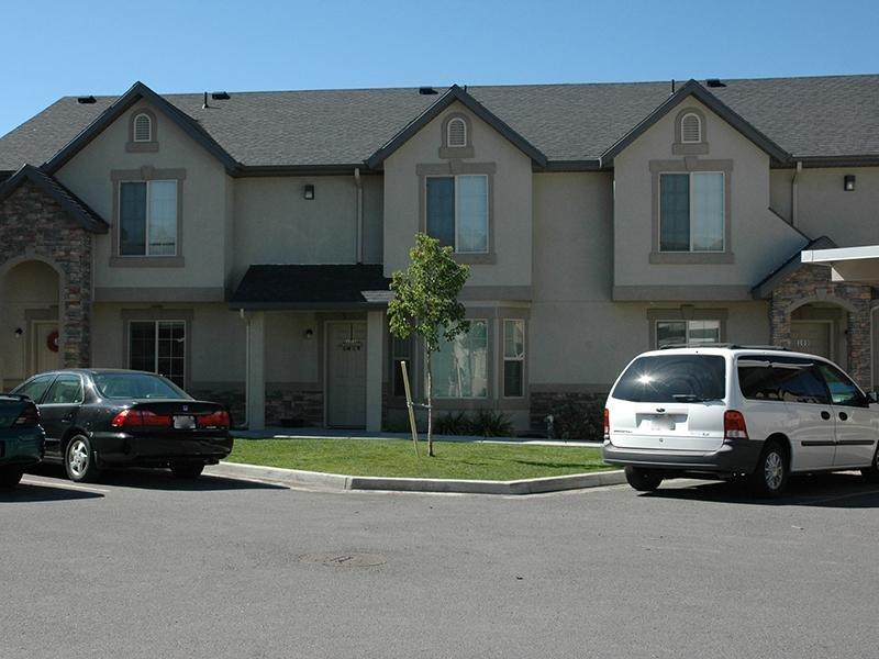 Logan Landing Town Homes in Logan, Utah
