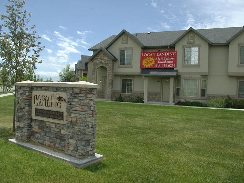 Logan Landing | Luxury Town Homes in Logan, Utah