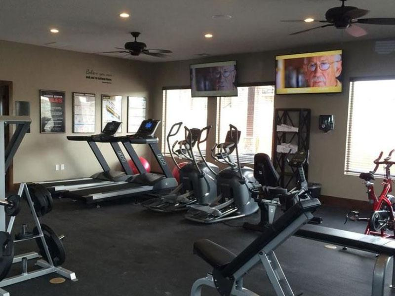 Blackmore | Amenities | Gym | Casper, WY