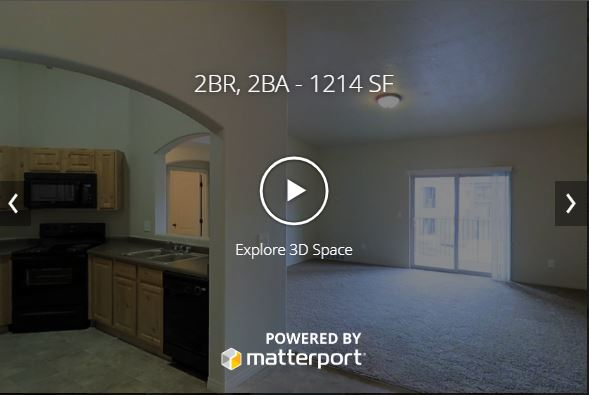 Virtual Tours of The Ridge at Blackmore Apartments in Casper
