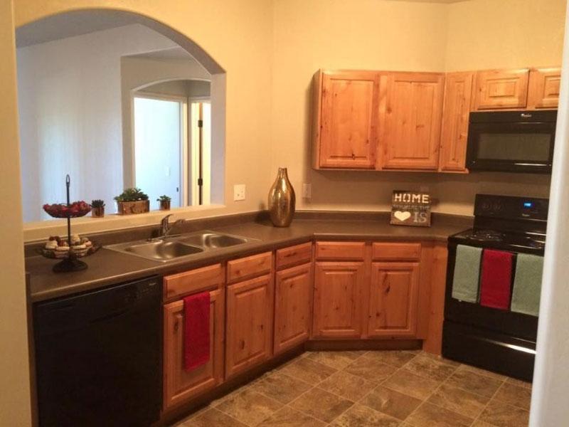 Blackmore | Interior | Kitchen Main | Casper, WY