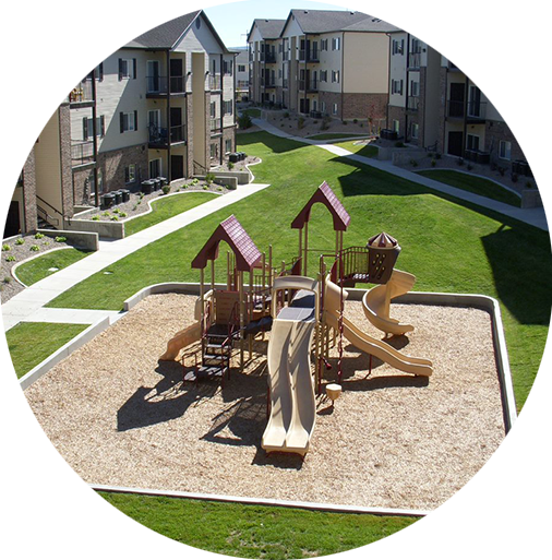 Amenities For The Village At Silver Ridge Apartments, Rock