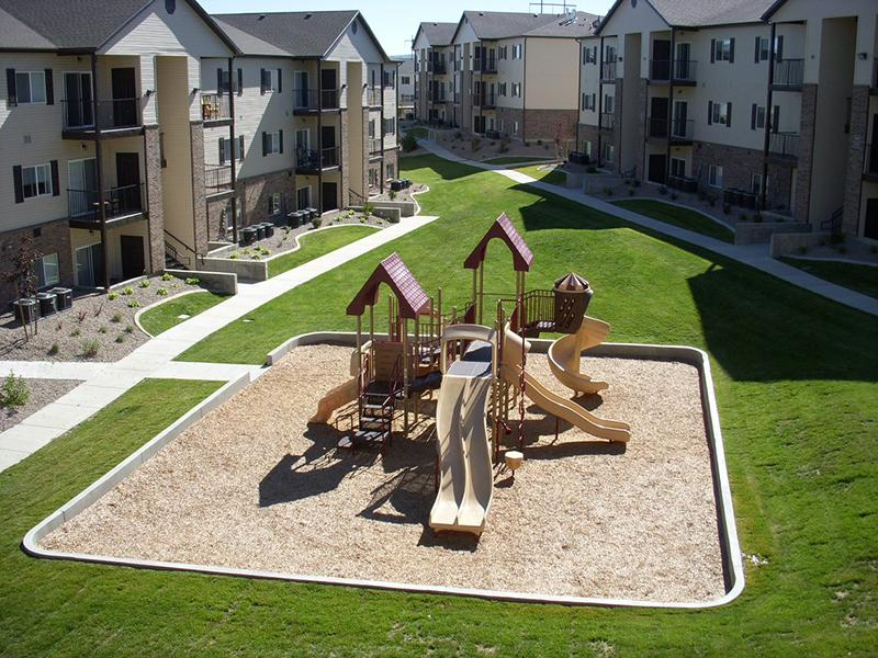 Playground | The Village at Silver Ridge