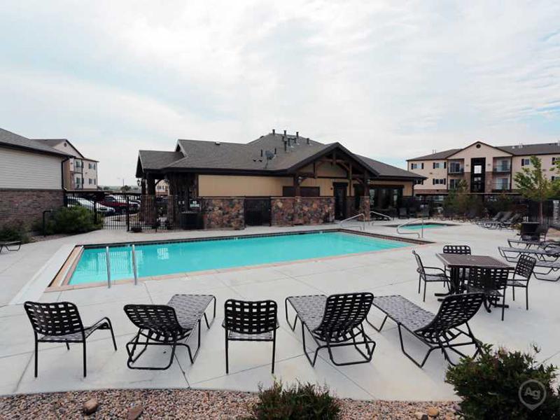 Pool | The Village at Silver Ridge