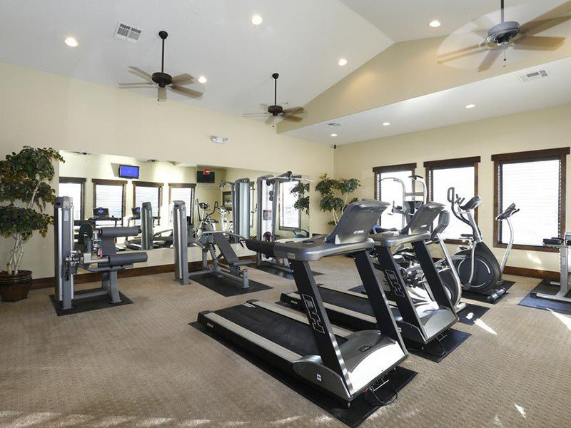 Gym | The Village at Silver Ridge