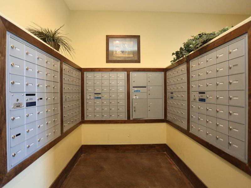 Mailroom | The Village at Silver Ridge