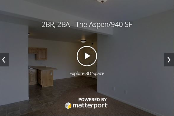 3D Virtual Tour of The Village at Silver Ridge Apartments