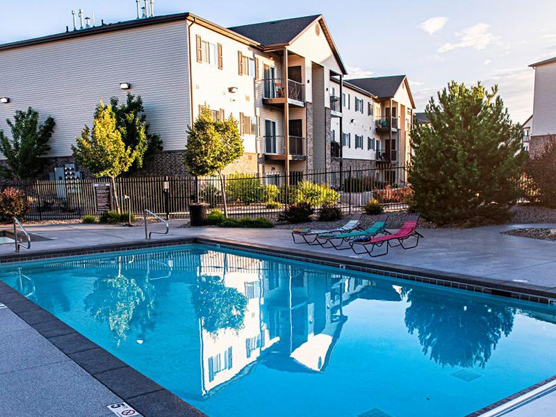 Swimming Pool | The Village at Silver Ridge