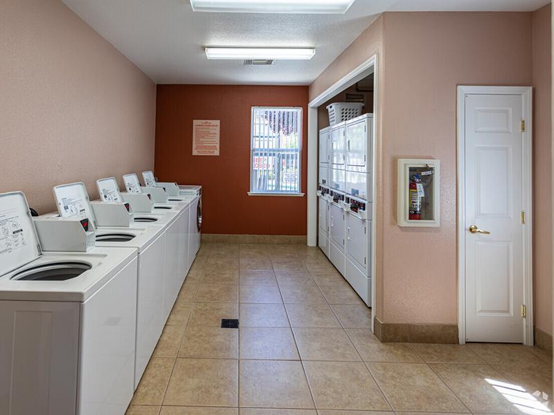 Laundry Facility   Crocker Oaks Apartments in Roseville, CA