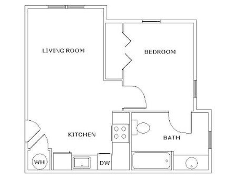 1X1 apartment available today at Big Sky in Big Sky