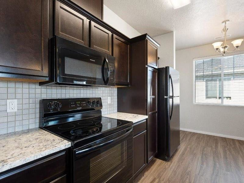 Fully Equipped Kitchen | Crimson Point