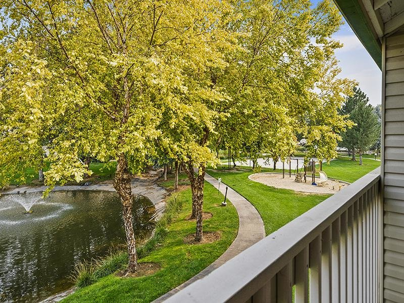 View | Orchard Place Apartments in Nampa, Idaho