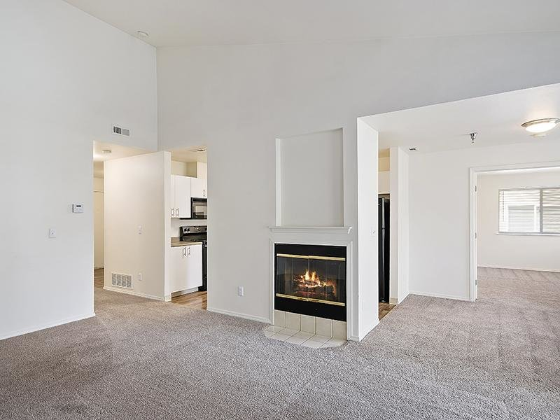 Fireplace | Orchard Place