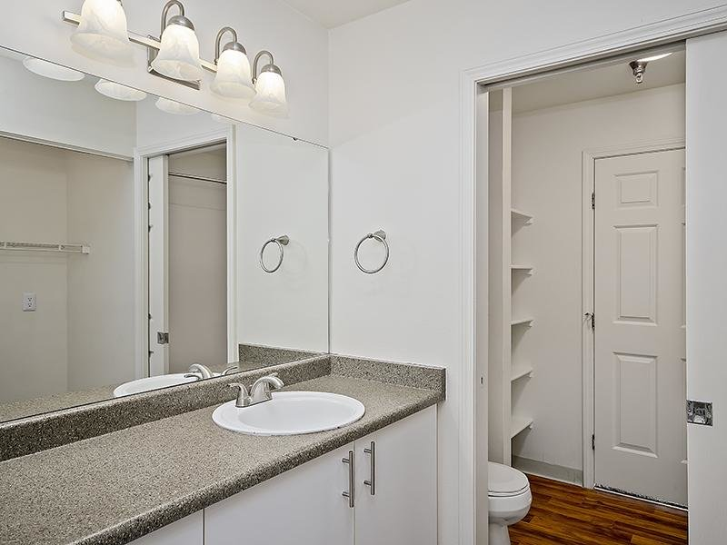 Bathroom | Orchard Place Apartments in Nampa, Idaho