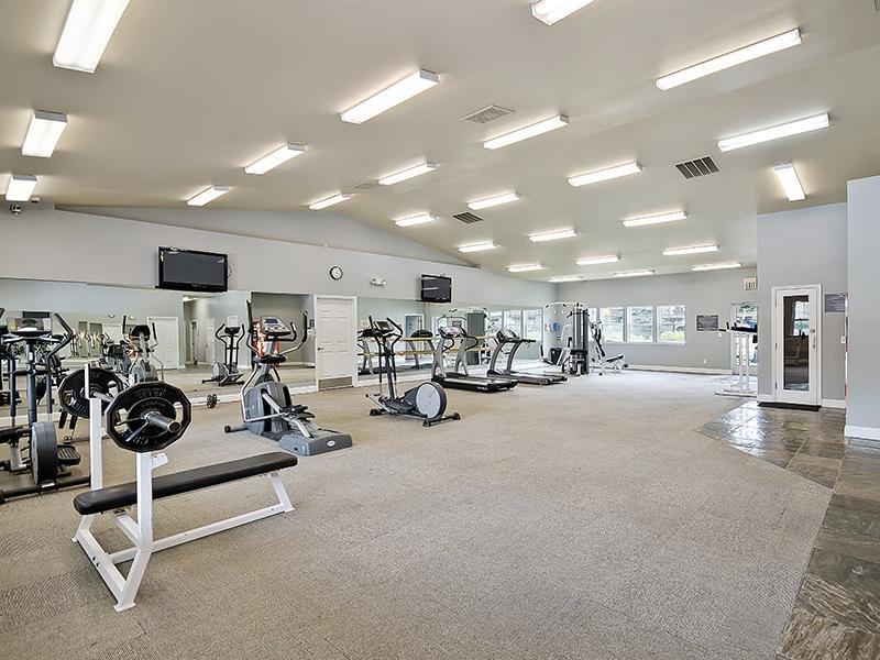Gym | Orchard Place Apartments Nampa, Idaho