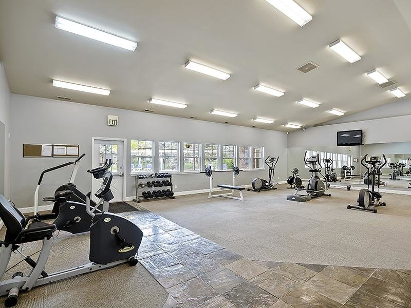 Fitness Center | Orchard Place Apartments in Nampa, Idaho
