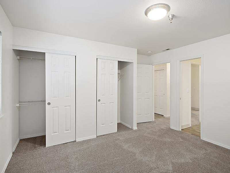 Closet Space | Orchard Place Apartments in Nampa, Idaho