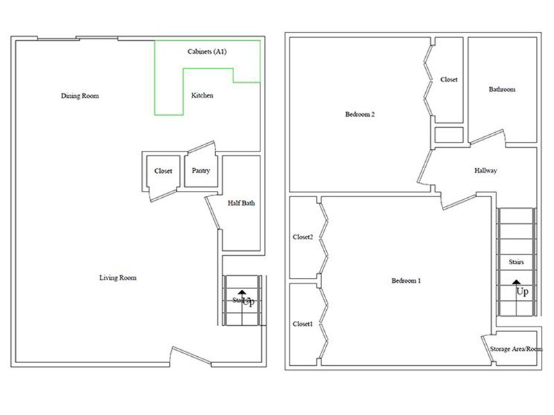 2 Bedroom 1.5 Bathroom apartment available today at Medallion in Nampa