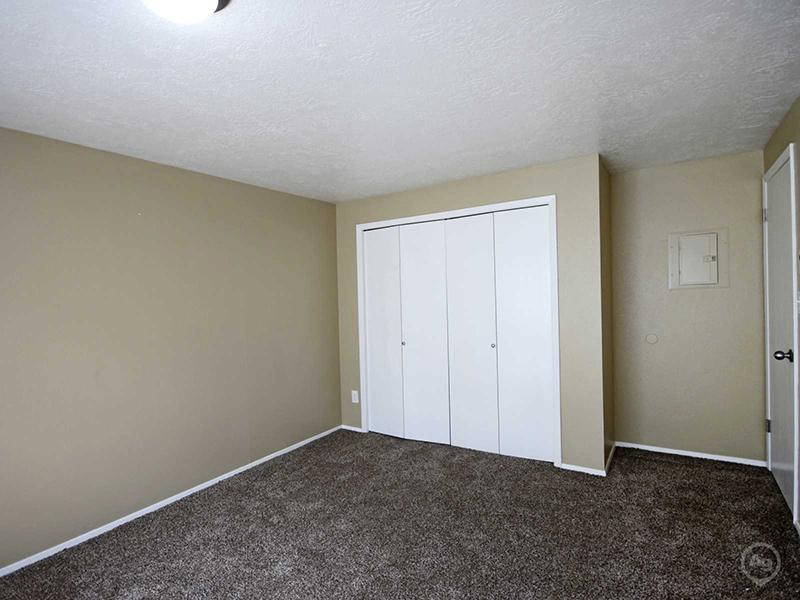 Bedroom | 2 Bedroom Townhomes in Boise, ID