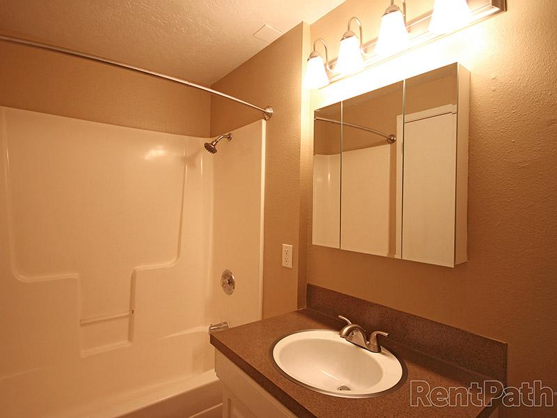 Bathroom | Sugar Pine Townhomes in Boise, ID