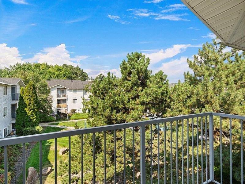 Balcony View | Cedar Square Apartments