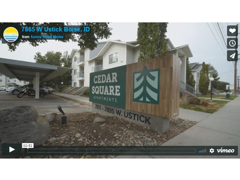 Virtual Tour of Cedar Square Apartments