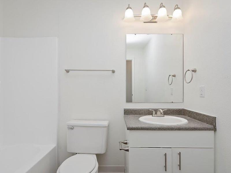 Bathroom | Cedar Square Apartments