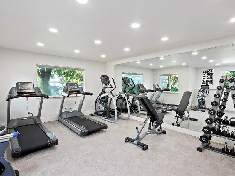 Fitness Center | Cedar Square Apartments