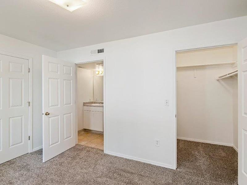 Master Bedroom | Cedar Square Apartments