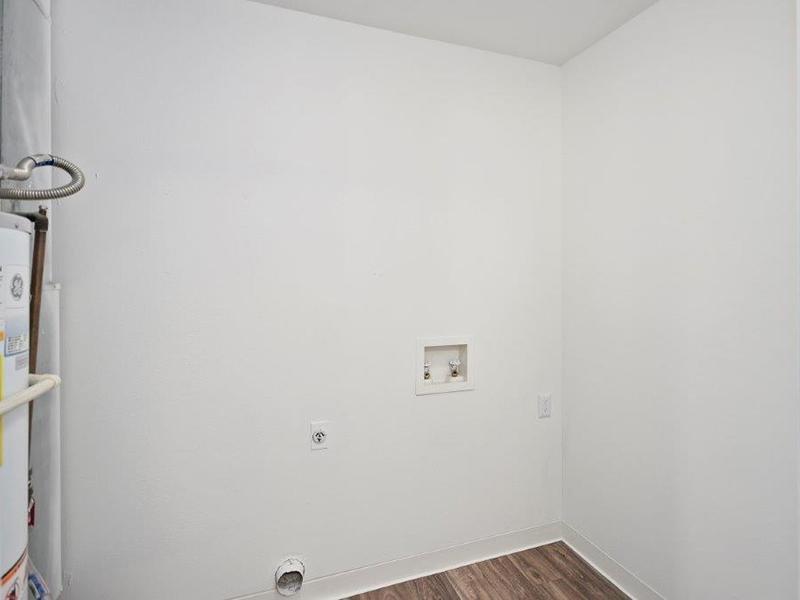 Utility Closet | Cedar Square Apartments
