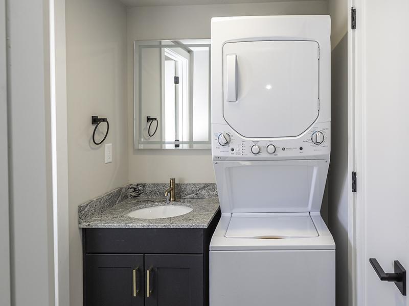 Washer & Dryer | The Shenandoah