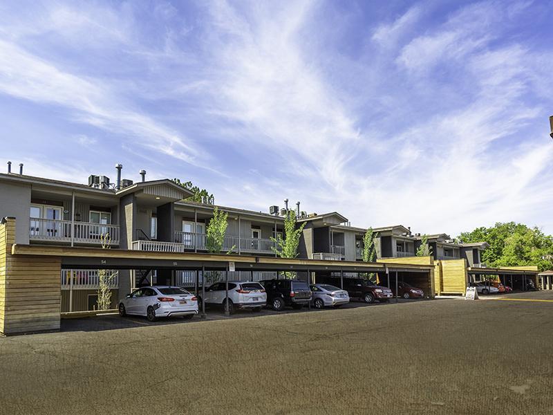 Building Exterior | The Shenandoah