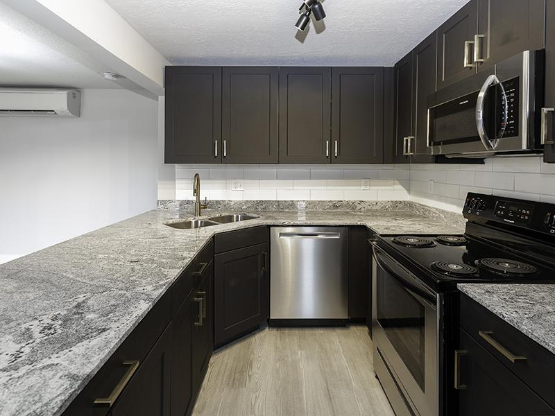 Fully Equipped Kitchen | The Shenandoah
