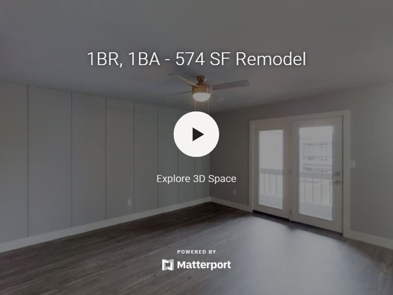 3D Virtual Tour of The Shenandoah Apartments