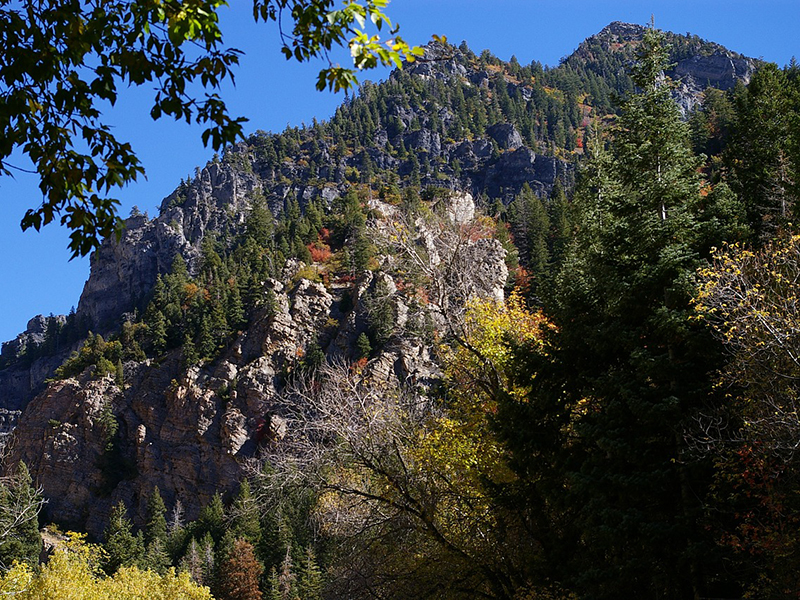Wasatch Range nearby Shenandoah Apartment Community