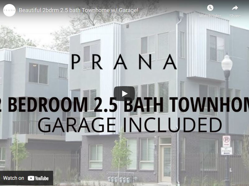 Virtual Tour of Prana Apartments