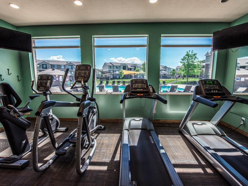 Gym Equipment | Settlers Landing
