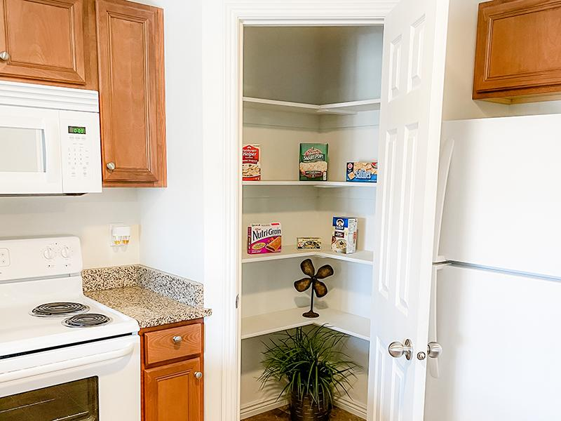 Kitchen and Living Area | Settlers Landing