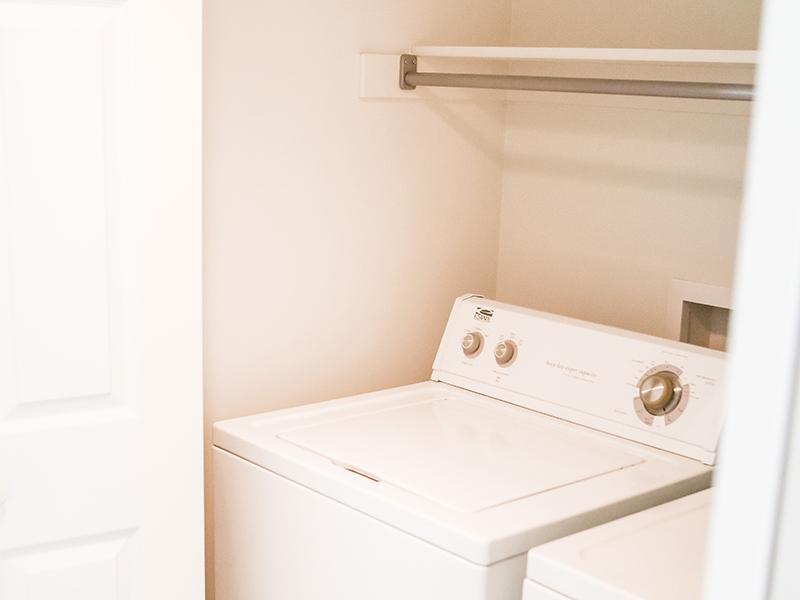 Washer & Dryer | Settlers Landing