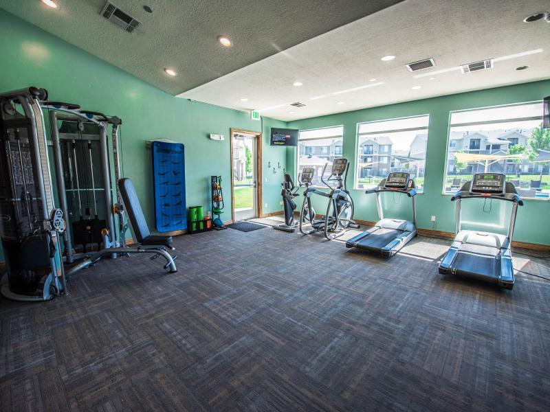 Gym | Settlers Landing