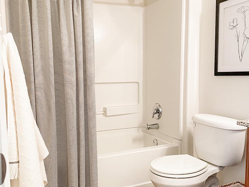Bathroom Shower | Settlers Landing