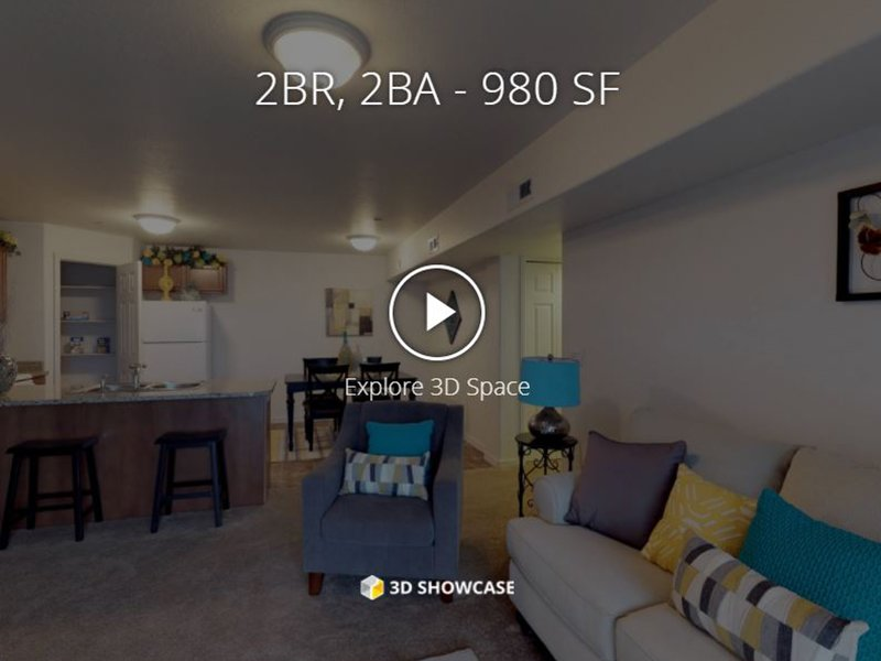 3D Virtual Tour of Settlers Landing Apartments