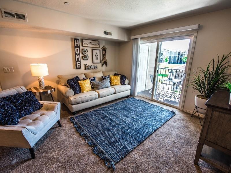 Living Area | Settlers Landing